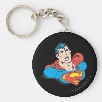 Superman Bust 1 Key Chains
