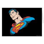 Superman Bust 3 Card