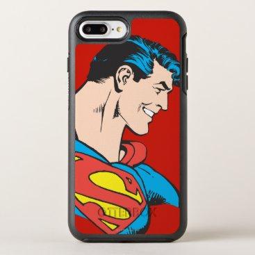 Superman Bust 4 OtterBox Symmetry iPhone 8 Plus/7 Plus Case
