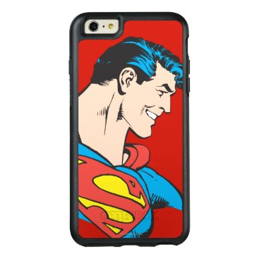 Superman Bust 4 OtterBox iPhone 6/6s Plus Case