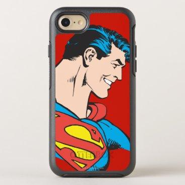 Superman Bust 4 OtterBox Symmetry iPhone 8/7 Case