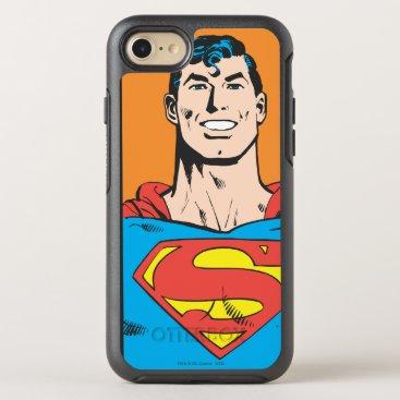 Superman Bust Frame OtterBox Symmetry iPhone 8/7 Case