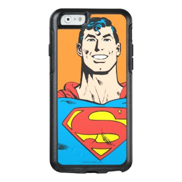 Superman Bust Frame OtterBox iPhone 6/6s Case