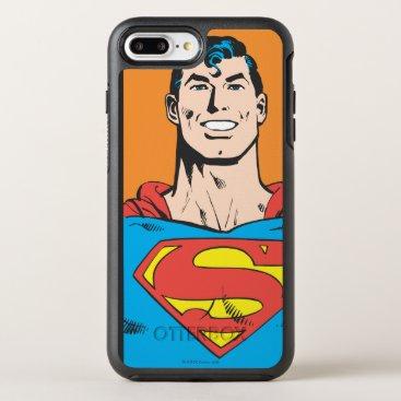 Superman Bust Frame OtterBox Symmetry iPhone 8 Plus/7 Plus Case