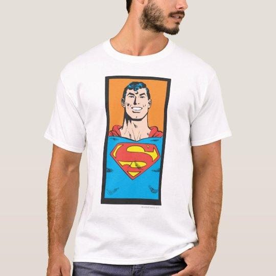 Superman Bust Frame T-Shirt
