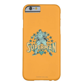 Superman changes with stars barely there iPhone 6 case