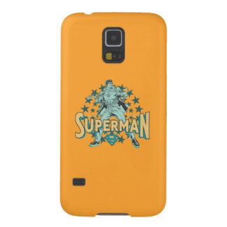 Superman changes with stars galaxy s5 covers