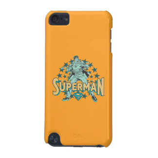 Superman changes with stars iPod touch 5G cases