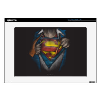 Superman | Chest Reveal Sketch Colorized Decals For Laptops
