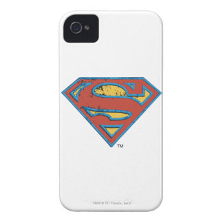 Superman Chest Sketch 2 iPhone 4 Case