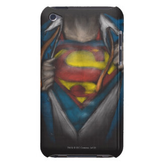 Superman Chest Sketch 2 Case-Mate iPod Touch Case