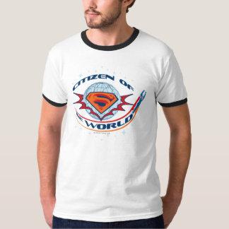 Superman Citizen of the World T-Shirt