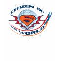 Superman Citizen of the World shirt