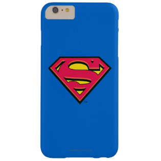 Superman Classic Logo 3 Barely There iPhone 6 Plus Case