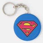 Superman Classic Logo Keychains