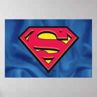 Superman Classic Logo Poster