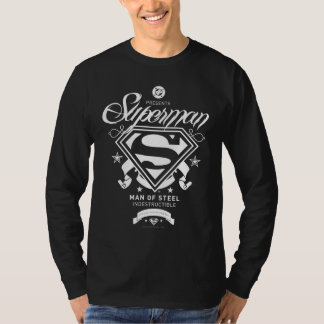 Superman Coat of Arms T-Shirt