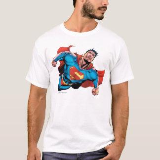 Superman Comic Style T-Shirt