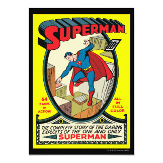 Superman (Complete Story) Card