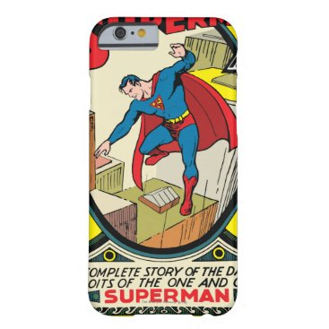 Superman (Complete Story) Barely There iPhone 6 Case