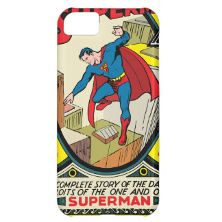 Superman (Complete Story) Cover For iPhone 5C