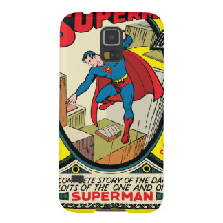 Superman (Complete Story) Galaxy S5 Covers