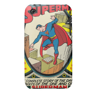 Superman (Complete Story) iPhone 3 Covers