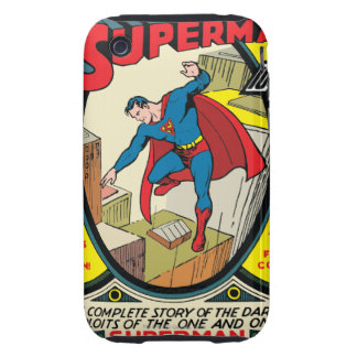 Superman (Complete Story) iPhone 3 Tough Cover