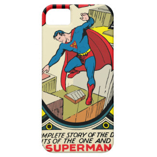 Superman (Complete Story) iPhone SE/5/5s Case
