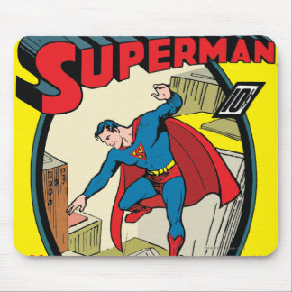 Superman (Complete Story) Mouse Pad