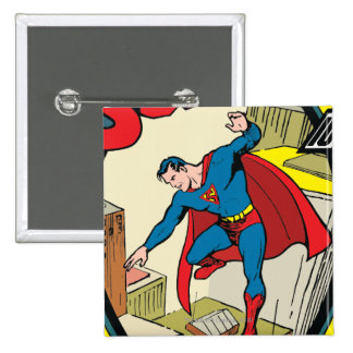 Superman (Complete Story) Pinback Button