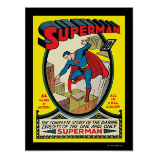 Superman (Complete Story) Posters