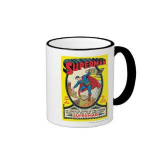 Superman (Complete Story) Ringer Mug