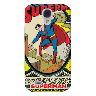 Superman (Complete Story) Samsung Galaxy S4 Cover