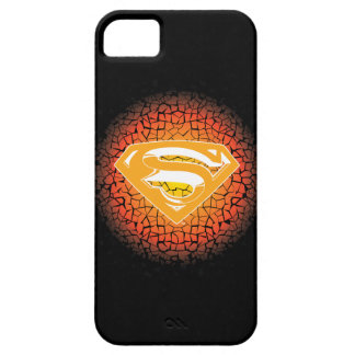 Superman Crackle Logo iPhone 5 Cover