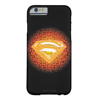 Superman Crackle Logo Barely There iPhone 6 Case