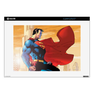 """Superman Daily Planet 15"""" Laptop Decals"""