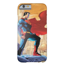 Superman Daily Planet Barely There iPhone 6 Case
