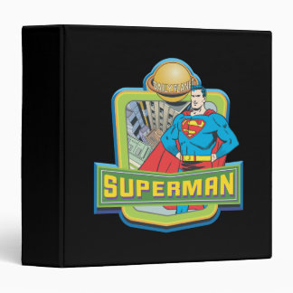 Superman - Daily Planet 3 Ring Binders