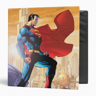 Superman Daily Planet 3 Ring Binders