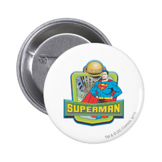 Superman - Daily Planet Pins