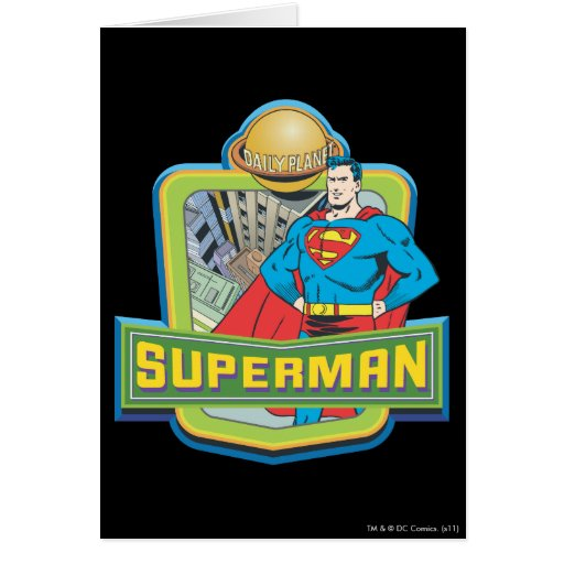 Superman - Daily Planet Cards