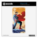 Superman Daily Planet Decal For The iPhone 4