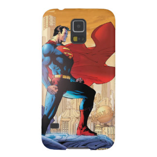 Superman Daily Planet Galaxy S5 Cover
