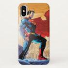 Superman Daily Planet iPhone X Case