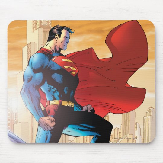 Superman Daily Planet Mouse Pad
