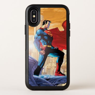 Superman Daily Planet OtterBox Symmetry iPhone X Case