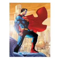 Superman Daily Planet Postcard