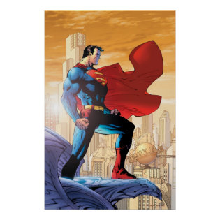 Superman Daily Planet Print