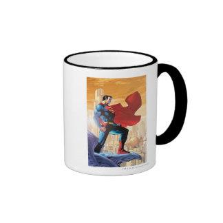 Superman Daily Planet Ringer Mug